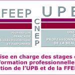 Action FFEEP / UPB: prise en charge des stages de formation pro