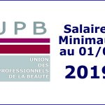Salaires Minimaux 2019