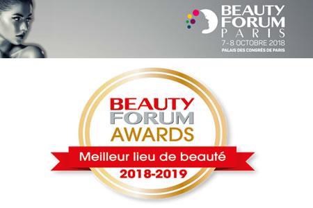 Beauty Forum Awards 2018
