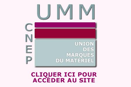 UMM | Union des Marques du Matériel