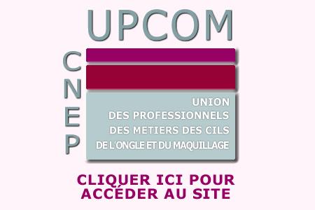 UPCOM | Union des Professionnels Cils, Ongle et Maquillage