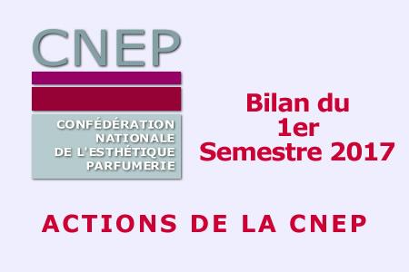 Bilan des actions de la CNEP