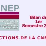 Bilan des actions de la CNEP 2018