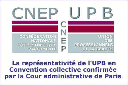 La représentativité de l'UPB confirmée par la Cour administrative de Paris