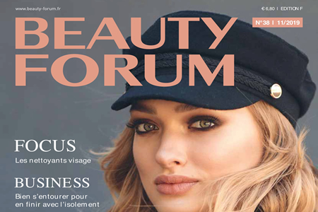 Beauty Forum Magazine n°38 – Avantages d'une RC PRO