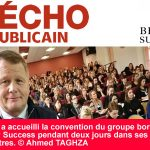 Beauty Success en convention au campus de l'IBCBS