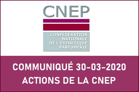 ACTIONS DE LA CNEP