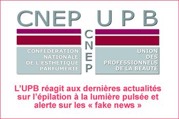 LUMIÈRE PULSÉE – FAKE NEWS? MISE AU POINT DE LA CNEP