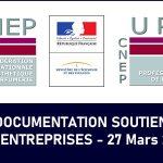 DOCUMENTATION DES MESURES D'AIDE DU GOUVERNEMENT – 27/03