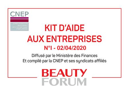 LE KIT D'AIDE AUX ENTREPRISES – 02/04/2020