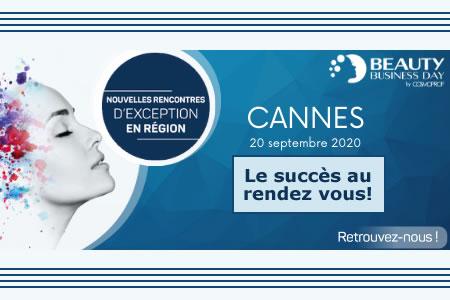 Beauty Business Days Cannes: Beauty Succès!!