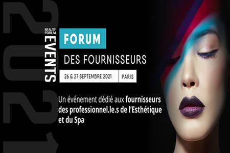 Le Forum des Fournisseurs l'Esthétique et du Spa